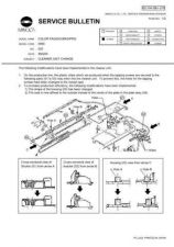 Buy Minolta 0990020 Service Schematics by download #136882