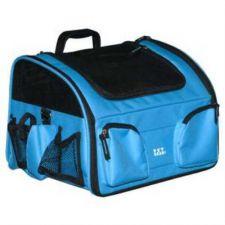 Buy Pet Gear Bike Basket 3-in-1 Ocean Blue