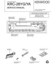 Buy KENWOOD KRC-288 IJ4 Technical Info by download #151938