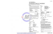 Buy Sharp AV-N29320R SCHEM Manual by download #179759