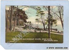 Buy CT Branford Grounds Of Ella Wheeler Wilcox Short Beach New Haven ct_box1~82