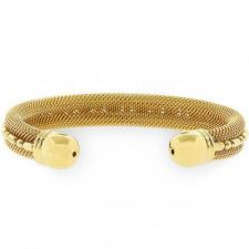 Buy Modern Mesh Cuff Bracelet