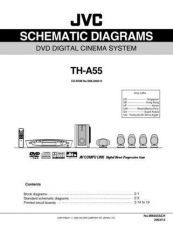Buy JVC TH-A55 SCH TECHNICAL DATA by download #131445