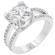 Buy Pop Star Engagement Ring (size: 09)