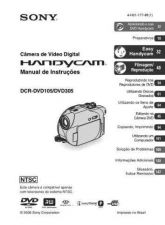 Buy SONY DCR-DVD305 OPERATING GUIDE by download #166667