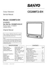 Buy SANYO SKSM0243 Service Data by download #133546