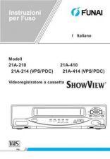Buy Funai 21A-210(IT) Manual by download #160871