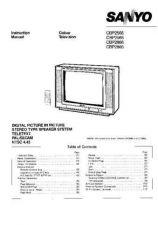 Buy Sanyo CBP2566 Manual by download #172780