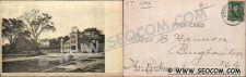 Buy CT Norwalk Postcard Armory Street Scene w/Trolley Track ct_box4~2292