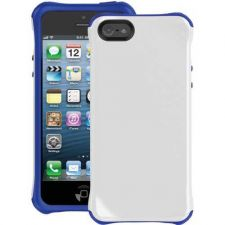 Buy Ballistic Iphone 5 Aspira Series Case (white And Imperial Blue)