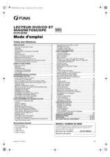 Buy Funai DCVR-6830D H9907ED(FR) 0708 Service Schematics by download #161629