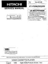 Buy HITACHI No 4914E Service Data by download #147343