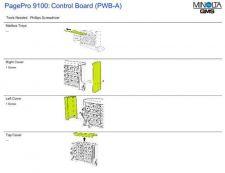 Buy MINOLTA MB pwba Service Manual by download #138200