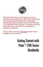 Buy PALM I705 GETTING STARTED GUIDE by download #127176