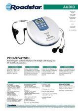 Buy ROADSTAR PCD-9742 by download #128352