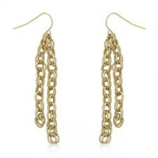 Buy Rolo Chain Dangle Earrings