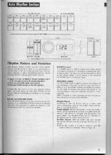 Buy Yamaha FX1E_4 Operating Guide by download Mauritron #203720
