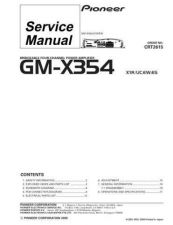 Buy PIONEER C2615 Service Data by download #152724