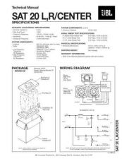 Buy INFINITY SAT 20 TS Service Manual by download #151490