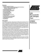 Buy INTEGRATED CIRCUIT DATA DOC0787J Manual by download Mauritron #186823