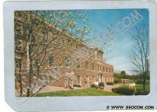 Buy CT Mddletown Postcard The John E Andrus Center For Public Affairs Wesleyan~1384