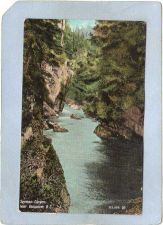 Buy CAN Vancouver Postcard Seymour Canyon can_box1~123