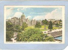 Buy CAN Victoria Postcard Parliament Buildings can_box1~227