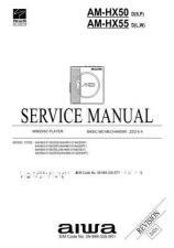 Buy AIWA AM-HX55 AM-HX50 TECHNICAL INFO by download #125197