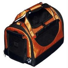 Buy Pet Gear World Traveler Pet Carrier with Wheels Small Tangerine