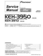 Buy PIONEER C2421 Service Data by download #148903