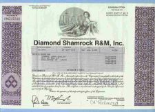 Buy DE na Stock Certificate Company: Diamond Shamrock R&M, Inc. ~28