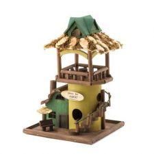 Buy Hawaii Resort Hut Birdhouse