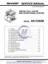 Buy Sharp ARD11-D12 PG GB-JP(1) Manual by download #179540