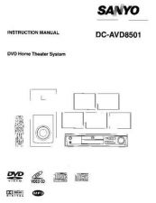 Buy Sanyo DC X110 Operating Guide by download #169124