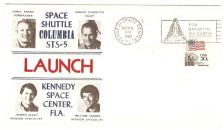 Buy FL Kennedy Space Center First Day Cover / Commemorative Cover Space Shuttl~6