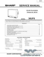 Buy Sharp 36US50 Manual.pdf_page_1 by download #178368