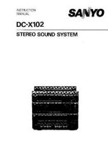 Buy Sanyo DC-TS750UK 2 Operating Guide by download #169212