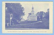 Buy CT Harwinton Congregational Church Organized October 4 1738 Present Buildi~484
