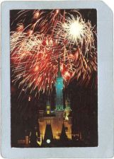 Buy FL Orlando Amusement Park Postcard Walt Disney World Fantasy In The Sky Fi~302