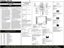 Buy TOSHIBA 2857DB Service Manual by download #153575