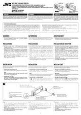 Buy JVC 49749IEN Service Schematics by download #120969