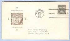 Buy DC Washington First Day Cover / Commemorative Cover The White House Presid~46