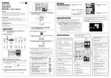 Buy Yamaha MG06X EN OM A0 Operating Guide by download Mauritron #204826