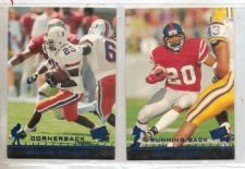 Buy 1998 Press Pass Pick Offs Blue #24 Duane Starks