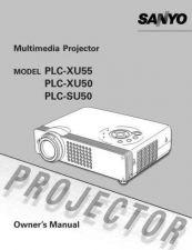 Buy Sanyo PLC-XT11-02 Manual by download #174971
