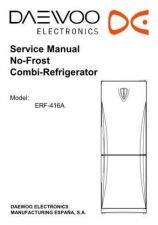 Buy Daewoo ERF-416A (E) Service Manual by download #154944