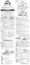 Buy Yamaha QT2 EN Operating Guide by download Mauritron #205128