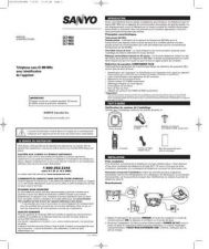 Buy Sanyo CLT9922 Manual by download #173401