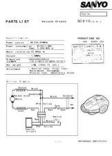 Buy Sanyo SC-N500 Manual by download #175300
