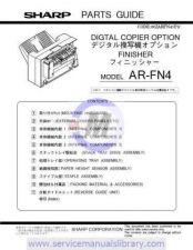 Buy Sharp ARFN6 PG GB Manual by download #179626